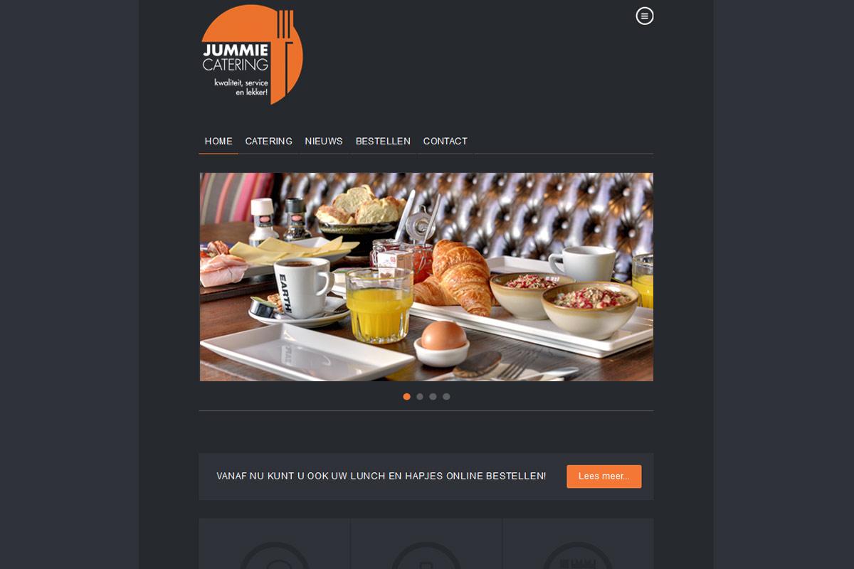 jummie-catering-codegroen-website-ontwikkeling