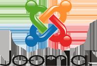 Logo van Joomla - Website ontwikkeling door CodeGroen